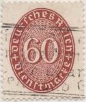 Stamps Germany -  Scott Tx Nº 85