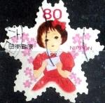 sellos de Asia - Japón -  Scott#3509a jxa Intercambio 0,90 usd 80 y. 2013