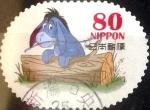 sellos de Asia - Japón -  Scott#3522g Intercambio 0,90 usd 80 y. 2013