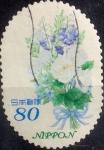 Sellos de Asia - Japón -  Scott#3509c Intercambio 0,90 usd 80 y. 2013
