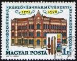 Sellos de Europa - Hungría -  INT-BICENTENARIO 1778-1978¿?