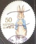 sellos de Asia - Japón -  Scott#3316c Intercambio 0,50 usd  y. 2011
