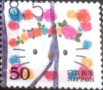 Stamps Japan -  Scott#2883b Intercambio 0,65 usd  50 y. 2004
