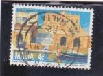 Stamps : Europe : Malta :  Palacio Spinola