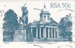 Stamps South Africa -  Raadsaal. Bloemfontein