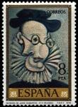 Stamps Spain -  PABLO RUIZ PICASSO PINTORES