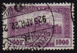 Stamps Hungary -  COL-PARLAMENTO DE BUDAPEST A ORILLAS DEL DANUBIO