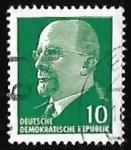 Sellos de Europa - Alemania -  Ulbricht, Walter