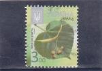 Stamps Ukraine -  Hoja