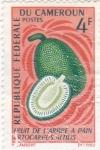 Sellos de Africa - Camerún -  Fruta-