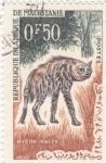 Stamps : Africa : Mauritania :  Yena rayada
