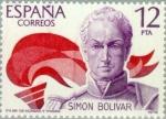 Stamps Spain -  ESPAÑA - AMÉRICA : LIBERTADORES