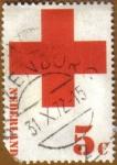 Stamps Europe - Netherlands -  CRUZ ROJA