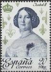 Stamps Spain -  REYES DE ESPAÑA CASA DE BORBÓN
