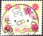 sellos de Asia - Japón -  Scott#2883h Intercambio 0,65 usd 50 y. 2004