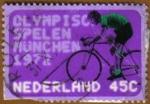Stamps Netherlands -  MUNICH 1971