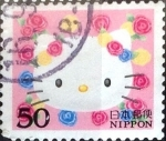 Stamps of the world : Japan :  Scott#2883d fjjf Intercambio 0,65 usd 50 y. 2004
