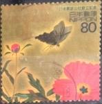 Sellos de Asia - Japón -  Scott#2853j Intercambio 1,00 usd  80 y. 2003