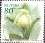 Stamps Japan -  Scott#3353 Intercambio 0,90 usd  80 y. 2011