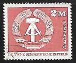 Stamps Germany -  Escudo de armas
