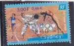 Stamps France -  Sydney olimpiada