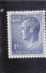 Stamps : Europe : Luxembourg :  Gran Duque Jean