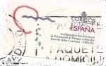 Stamps Spain -  ATM - 1º  Congreso Internal. Prevención riesgos Laborales - Tenerife
