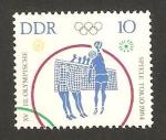 Sellos de Europa - Alemania -  743 - XVIII Juegos Olímpicos Tokio, voleibol