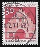 Stamps Germany -  Puerta de Norder - Alemania
