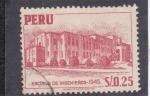 Sellos del Mundo : America : Perú : Escuela de ingenieros