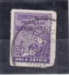 Stamps Mexico -  Proteja a la infancia