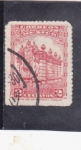 Stamps Mexico -  Fuente colonial