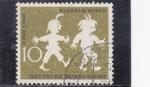 Stamps Germany -  dibujo de Wilhelm Busch