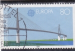 Sellos del Mundo : Europa : Alemania :  EUROPA CEPT -puente
