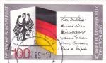 Sellos del Mundo : Europa : Alemania : 40 aniversario