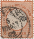 Stamps Germany -  Y & T Nº 3a