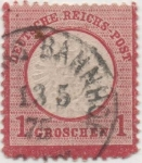 Stamps Europe - Germany -  Y & T Nº 4