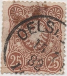 Stamps Germany -  Y & T Nº 40