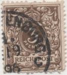 Stamps Germany -  Y & T Nº 45 [1]