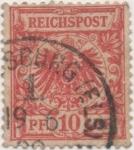 Stamps Germany -  Y & T Nº 47 [2]