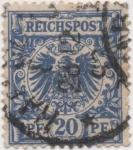 Stamps Germany -  Y & T Nº 48
