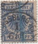 Stamps Germany -  Y & T Nº 48 [1]