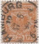 Stamps Germany -  Y & T Nº 49 [1]