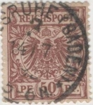 Stamps Germany -  Y & T Nº 50
