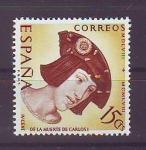 Sellos de Europa - España -  ESPAÑA SEGUNDO CENTENARIO NUEVO Nº 1224 ** 15C CASTAÑO CARLOS V