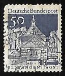 Sellos de Europa - Alemania -  Castlegate