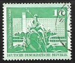 Stamps of the world : Germany :  Rathausstraße (Berlin)