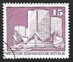Stamps Germany -  Fisher Island, Berlin