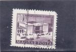 Sellos de Europa - Hungría -  edificio