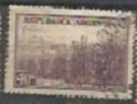 Sellos de America - Argentina -  Serie Proceres y Riquezas Nacionales